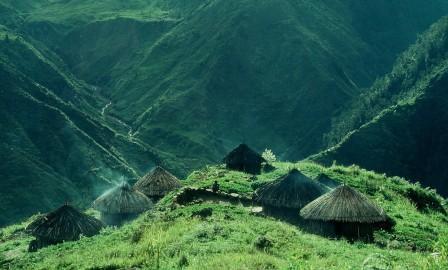 Yali village, Papua, Indonesia