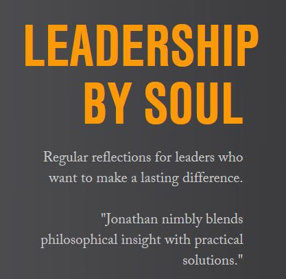 Leadership by Soul regular reflections for difference-making leadership